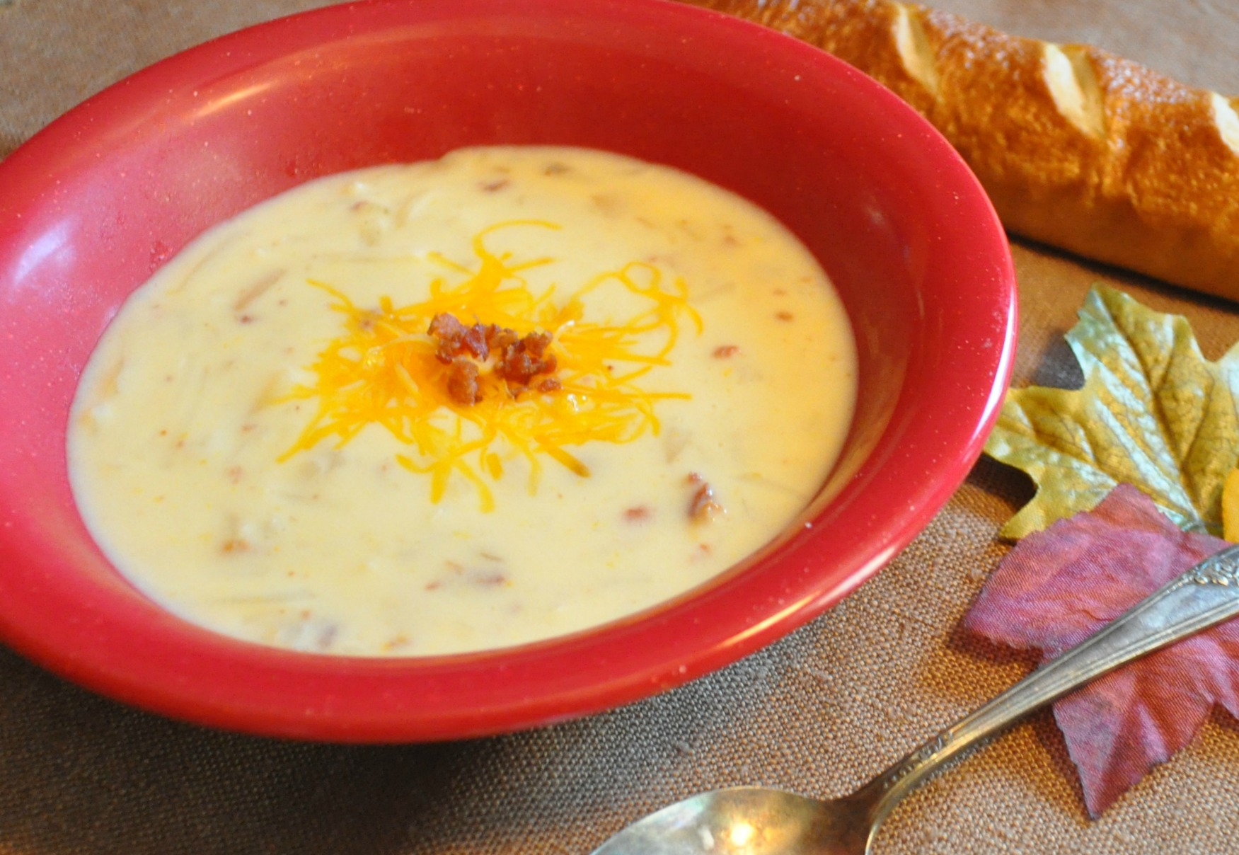easy homemade soups, stews and chowders