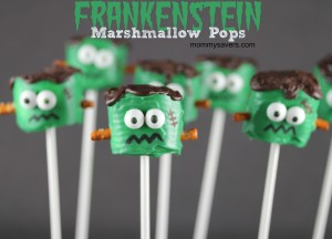 Halloween Food Ideas for Parties:  12 Easy Recipes