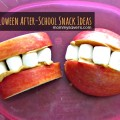 halloween snack ideas for after school
