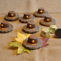 pilgrim hat cookies, thanksgiving treats
