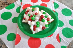 Christmas S'mores Bars Recipe - Christmas Treats, Holiday Recipes | Mommysavers.com