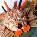 Thanksgiving Recipes for Kids: Turkey Cheese Ball