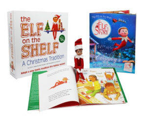 What is Elf on the Shelf?