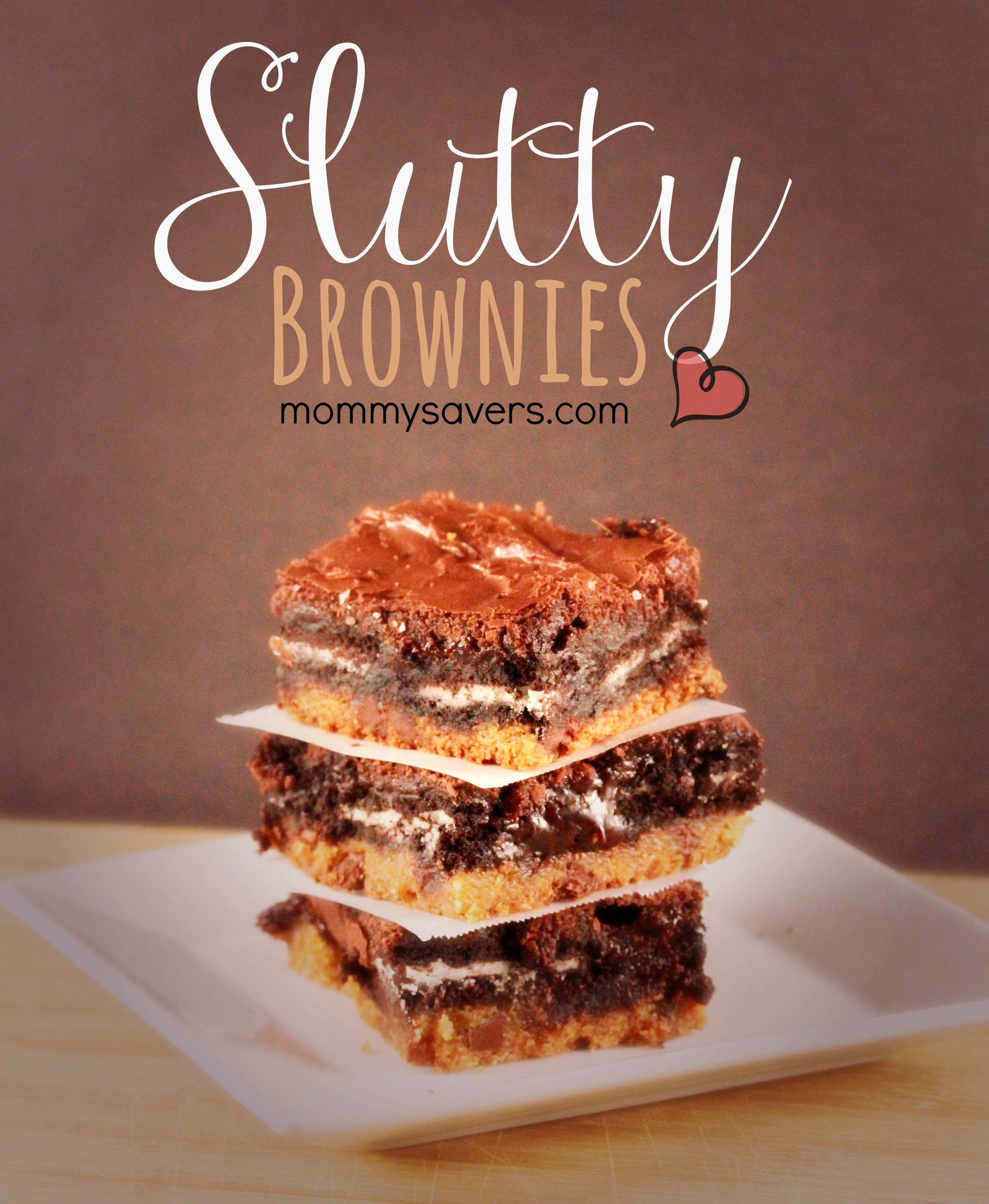 Slutty Brownie Recipe: Easy and Quite Sinful | Mommysavers