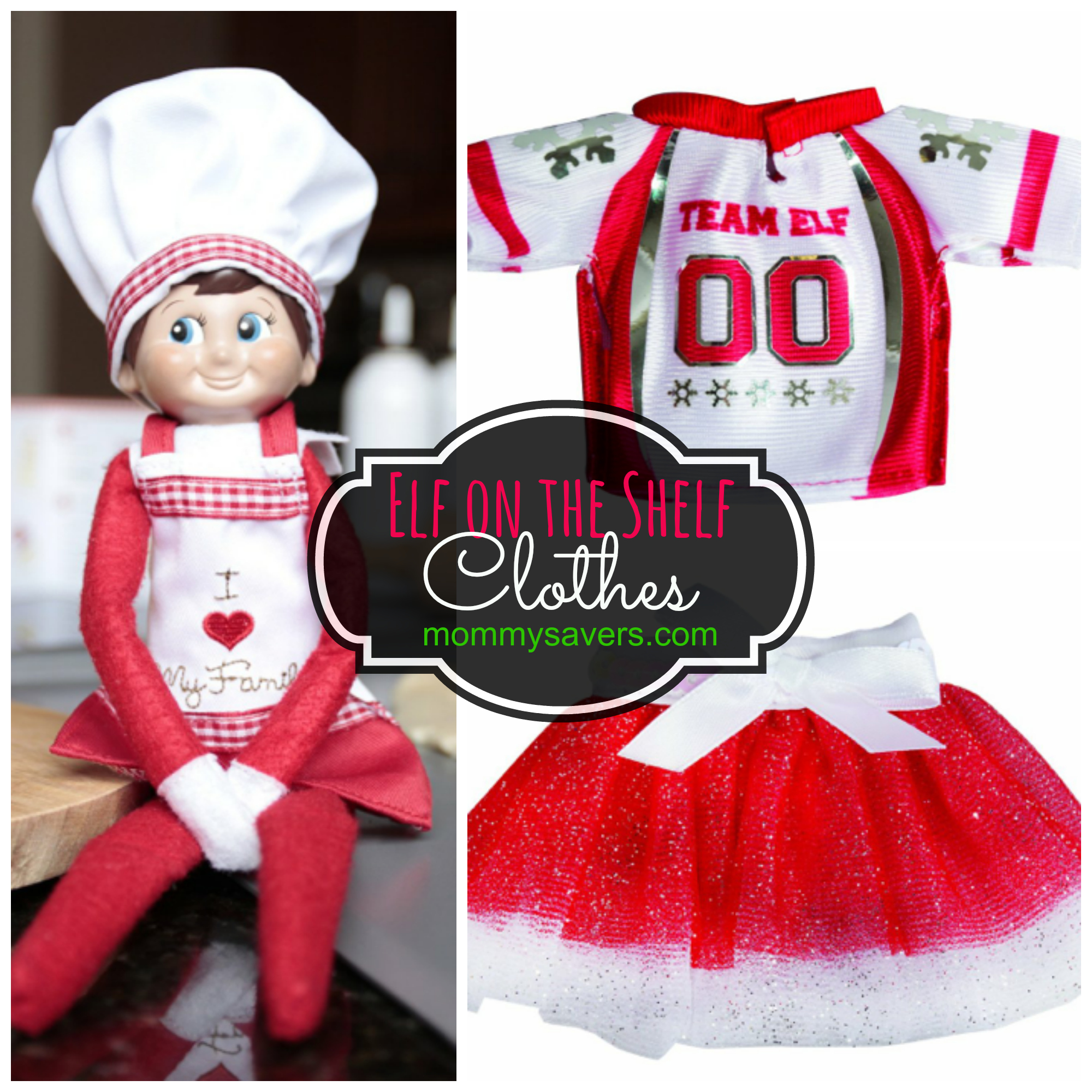 Elf On The Shelf Clothes Mommysavers