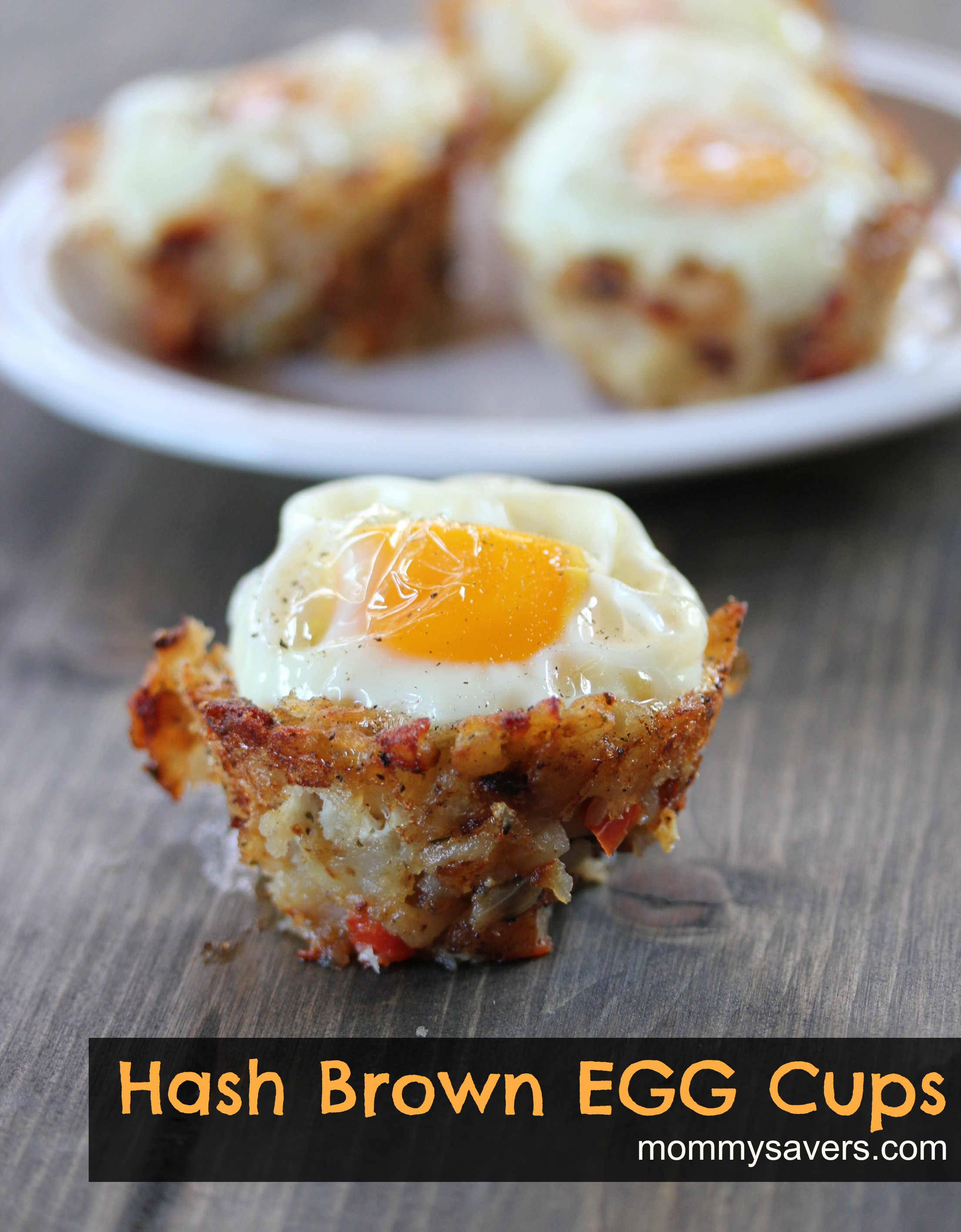 Hash Brown Egg Cups Recipe