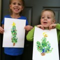 Fun Activities for Kids: Handprint Christmas Tree