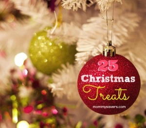 Christmas Treats:  25 Days of Holiday Recipes