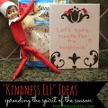 Kindness Elves - An Alternative to Elf on the Shelf