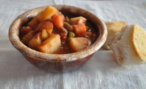 Crock Pot Freezer Meals: Hearty Beef Stew