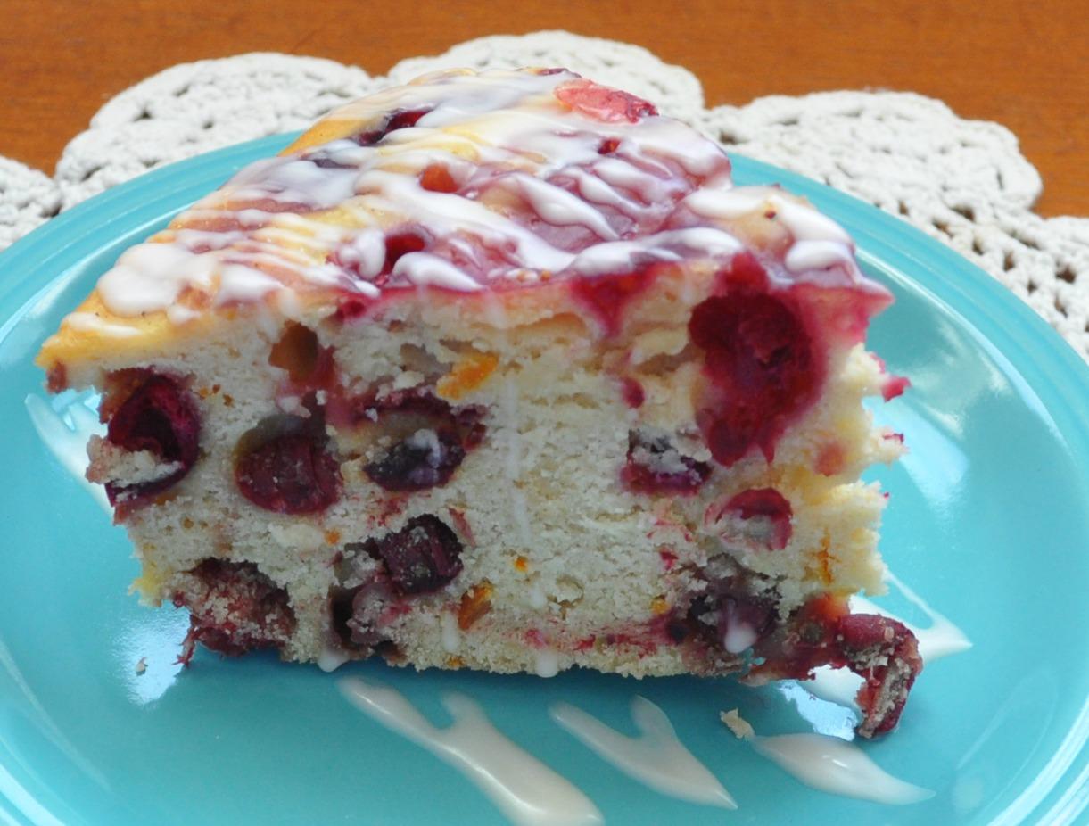 Crock Pot Cranberry Orange Cake Mommysavers