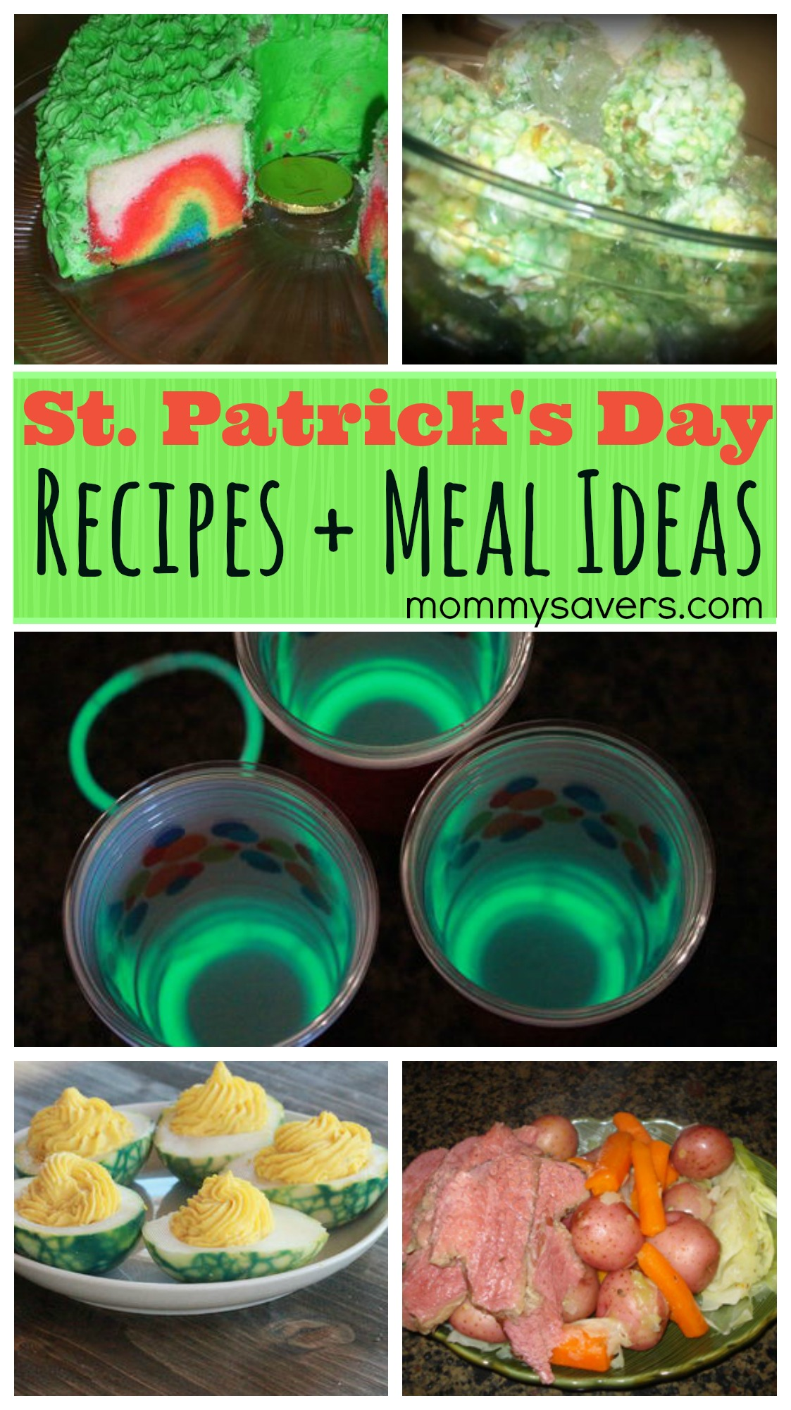 St Patricks Day Recipes And Meal Ideas