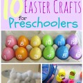 Preschooler Easter Crafts