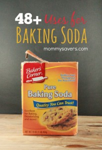 Uses for Baking Soda:  48 Unique Ideas