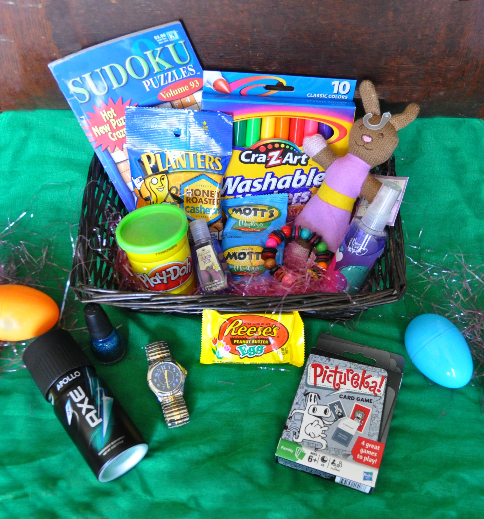 100 Easter Basket Stuffer Ideas