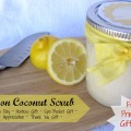 Lemon Sugar Scrub Printable