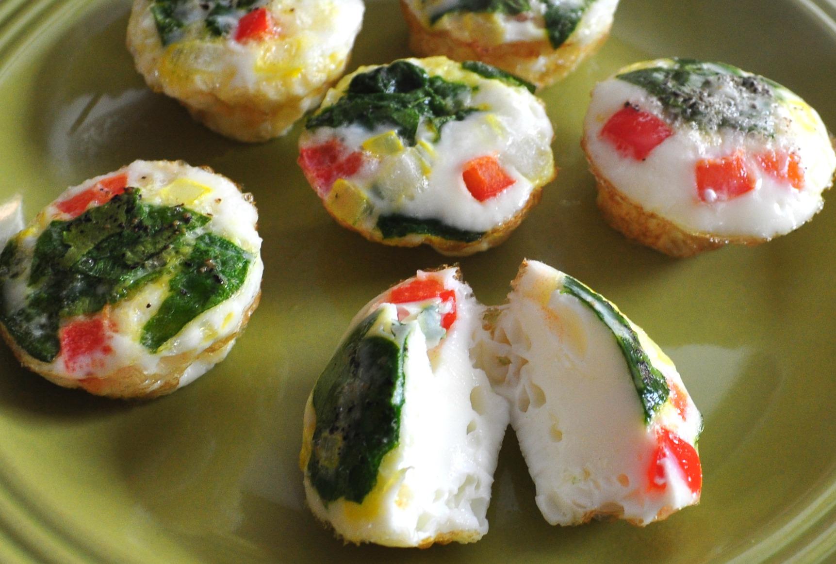 Egg White Bites Easy Grab Go Breakfast Mommysavers