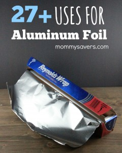 Uses for Aluminum Foil