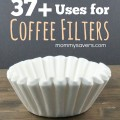 37 Users for Coffee Filters