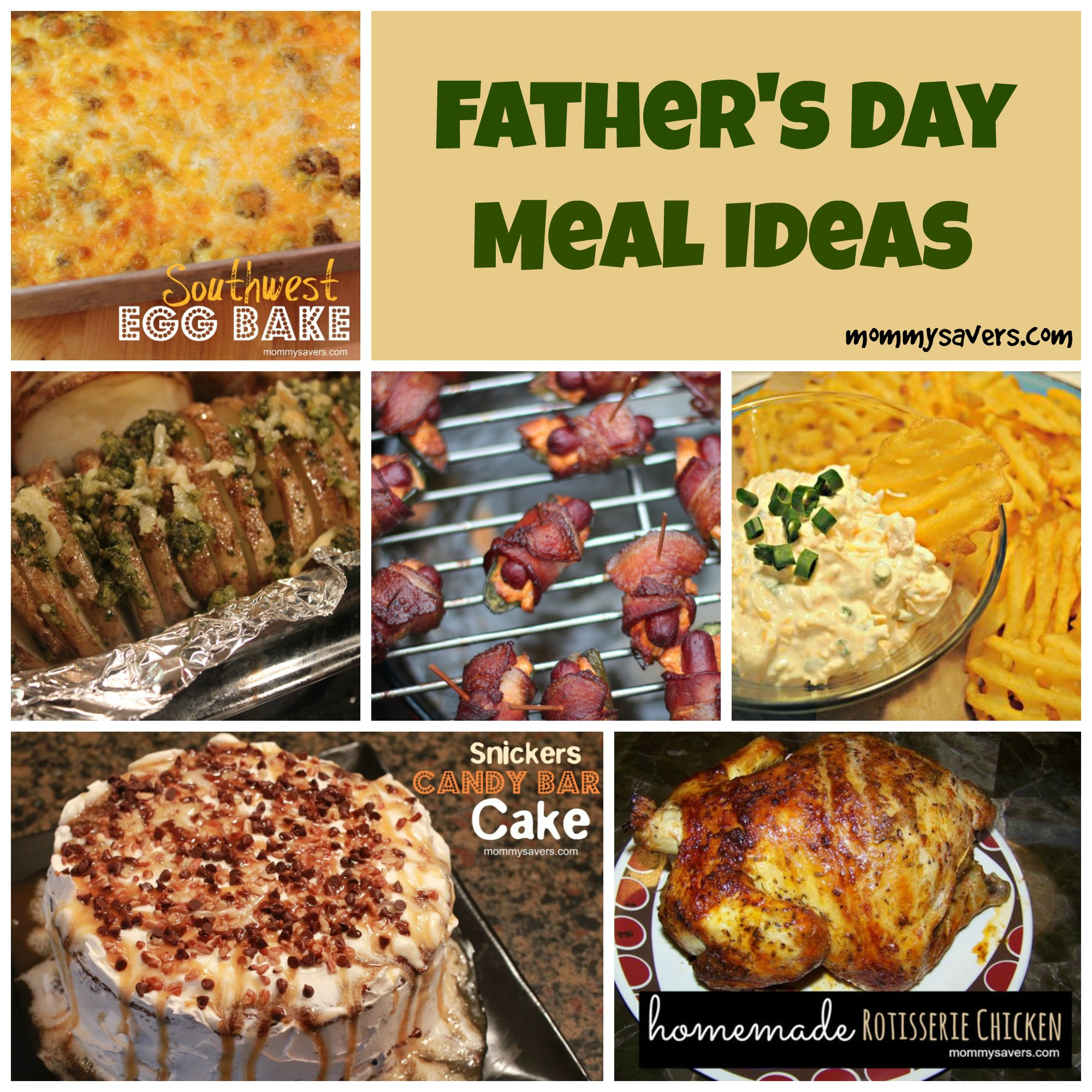 Fathers day meal ideas mommysavers mommysavers fathers day meal ideas forumfinder Choice Image