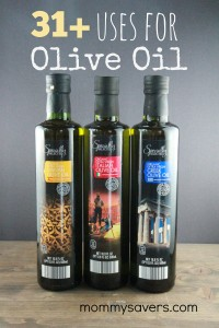 uses for olive oil