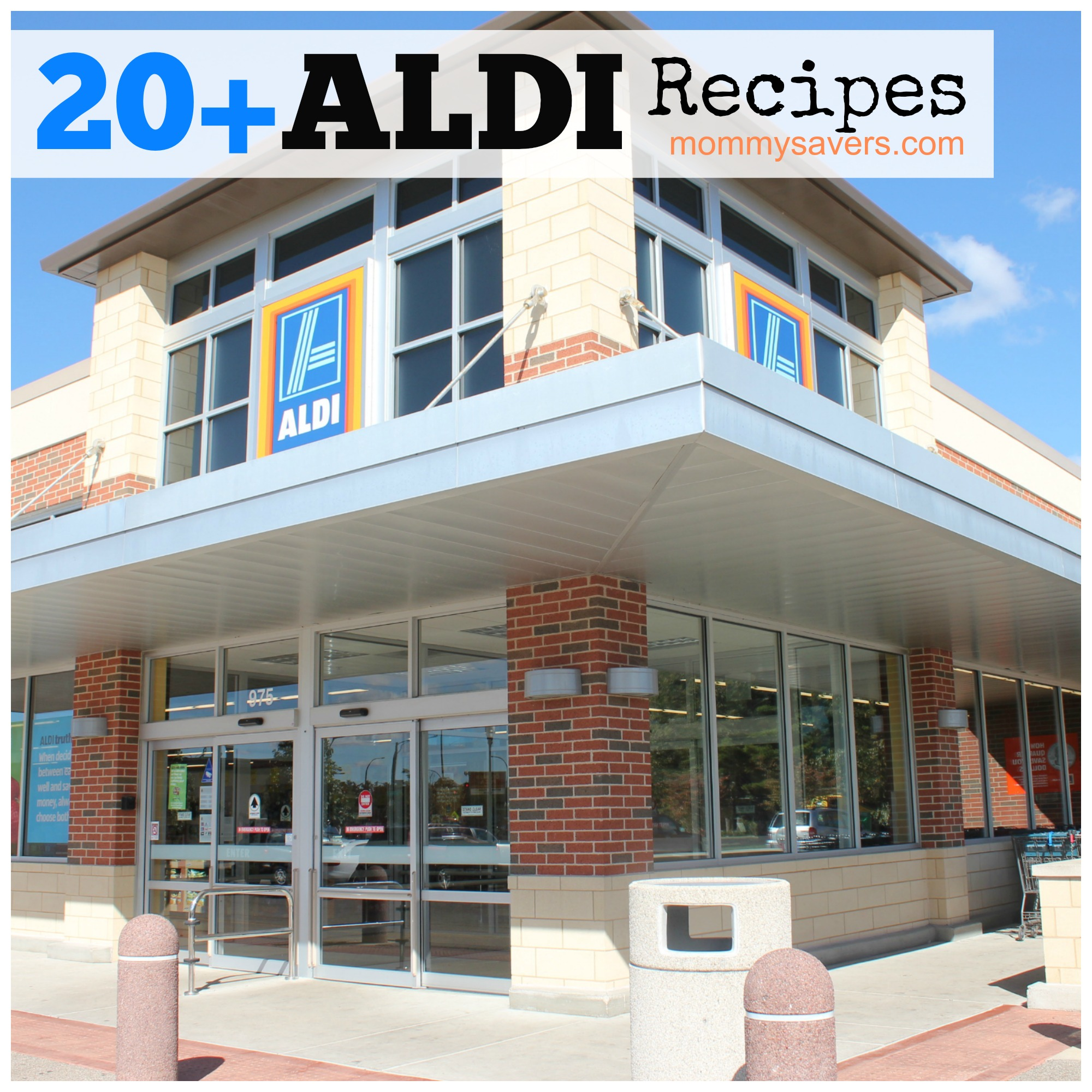 20 Recipes Using Aldi Products Mommysavers