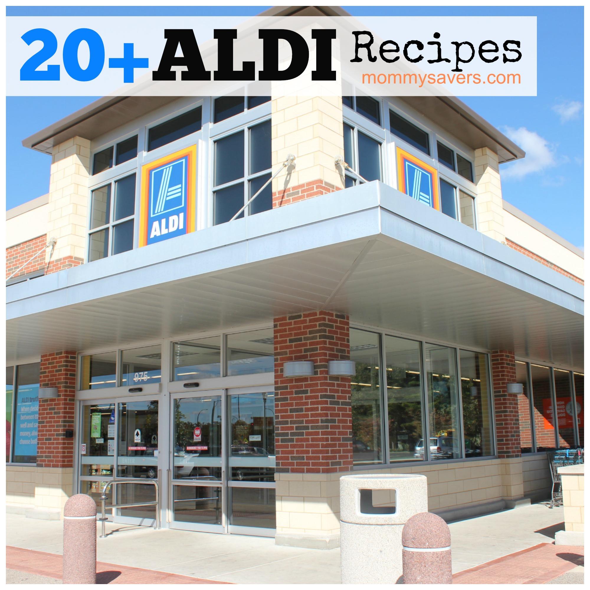 ALDI recipes