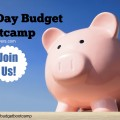 Mommysavers 30 Day Budget Bootcamp Challenge