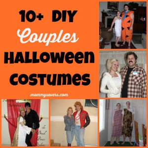 DIY Couples Halloween Costumes (10+ Ideas)