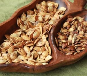 roasted pumpkin seed recipes
