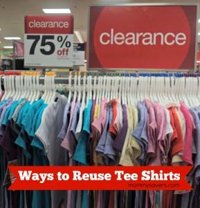 16 Cool Ways to Reuse Tee Shirts