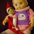 Ideas for Elf on the Shelf - Doll