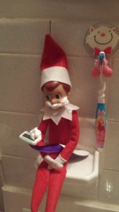 elf on the shelf ideas for mischief