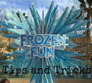 Disneyland's New Frozen Fun Area – Tips and Experiences