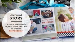 Shutterfly: Save up to 50% + $10 Off a $10 Purchase  (Expires 6/14)