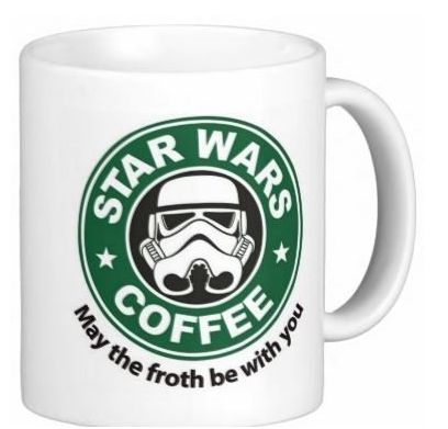 Star Wars Mug - Amazon Deals