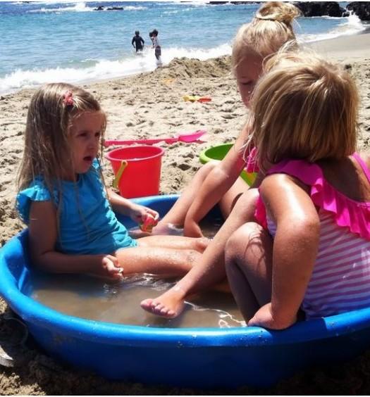 Beach Pool - Beach Tips