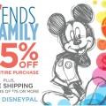 Disney Store Deals
