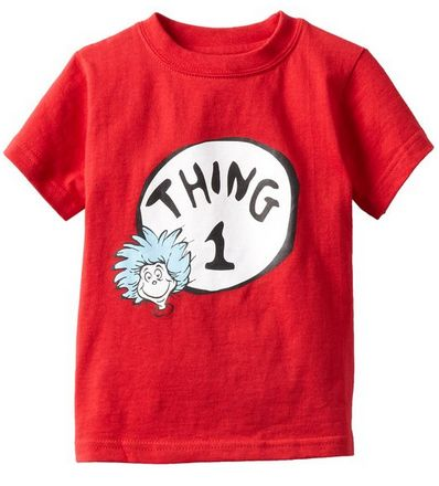 Thing 1 Tee - Amazon Deals