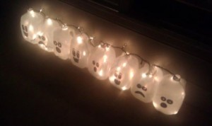 Milk Jug Lights