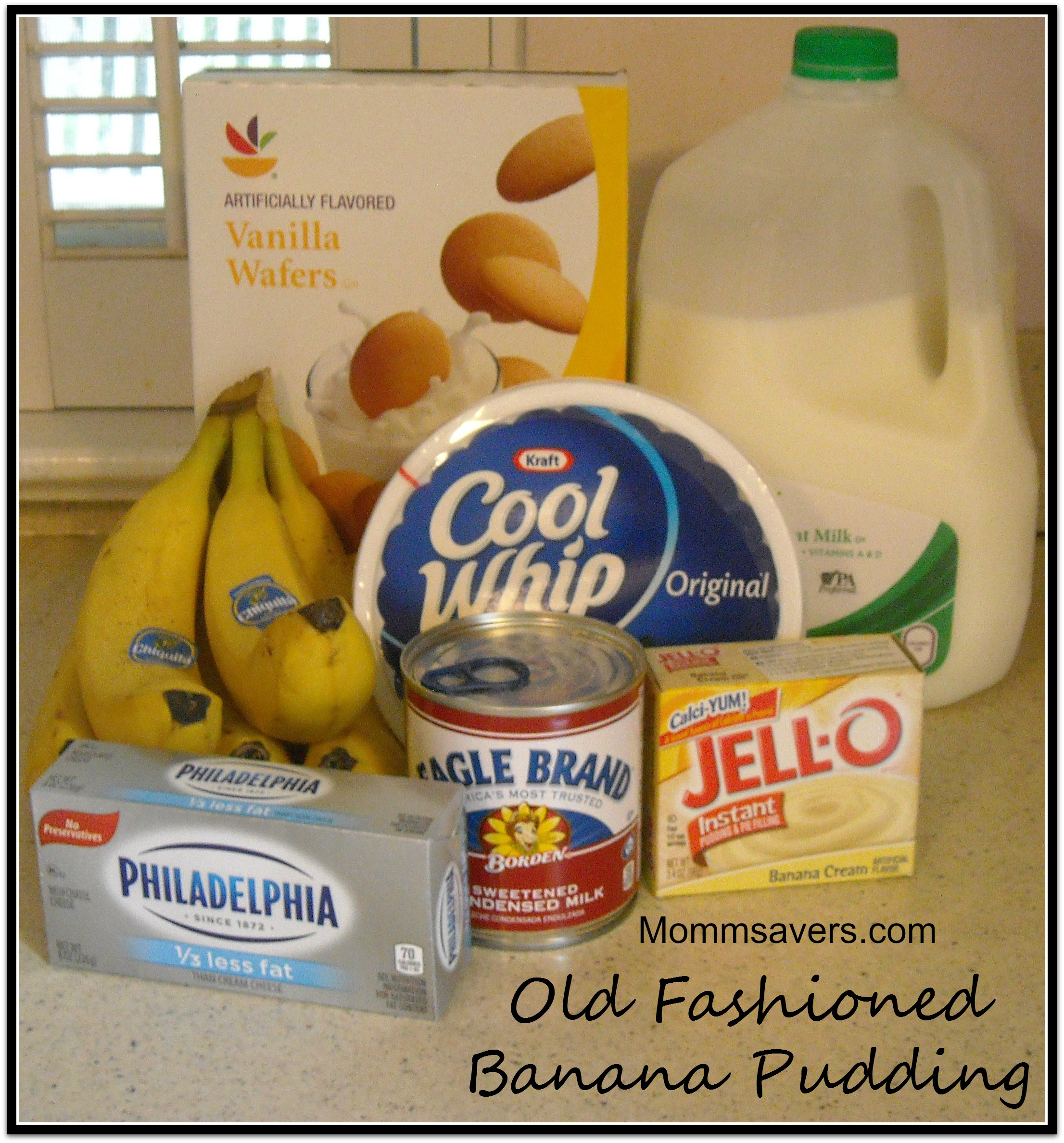 Easy old fashioned banana pudding 65