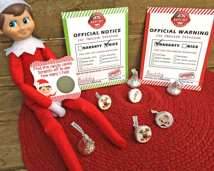 Christmas In July Ideas For Work.Elf On The Shelf Christmas In July Mommysavers