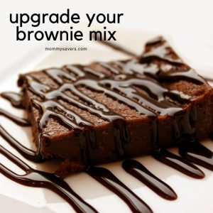 How to Make Regular Brownies Taste Like Bakery Brownies