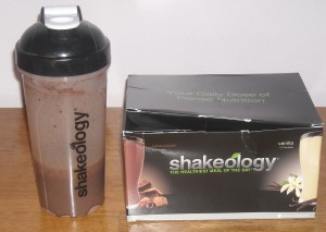 Trying Shakeology for The First Time
