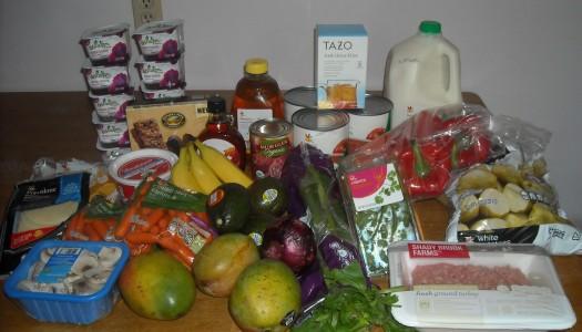 Clean Eating Prepackaged Snacks + $70 Clean Eating Shopping Trip