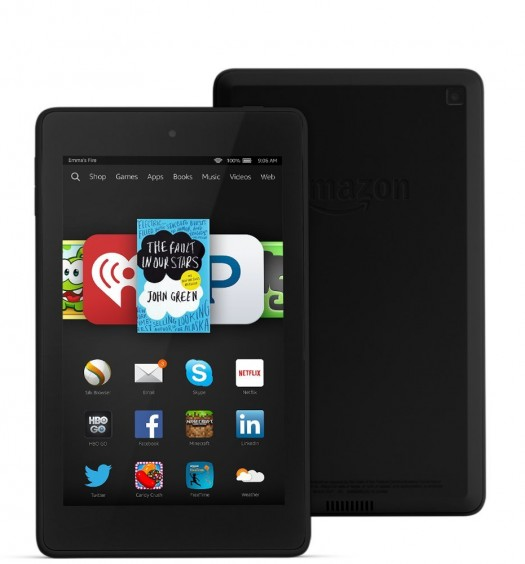 Kindle Fire 6 Inch