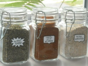 Creating Clean Eating Spice Mixes