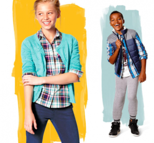 Target: BOGO 50% Off Clothes and Shoes + $5 off $25 Purchase