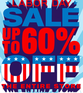 The Children's Place: Save up to 60% During Labor Day Sale