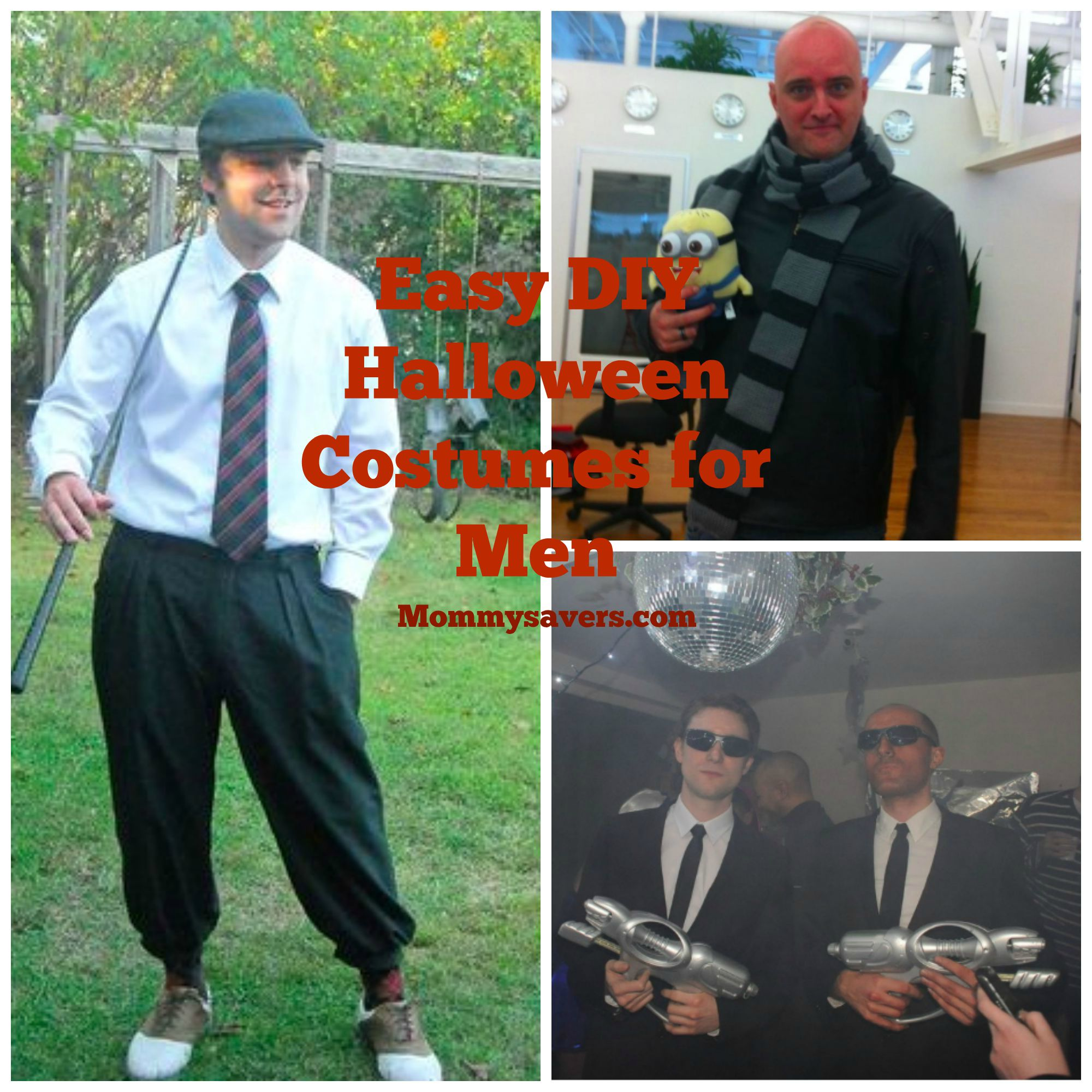 Mens do it yourself halloween costumes easy craft ideas diy costumes for men mommysavers solutioingenieria Image collections
